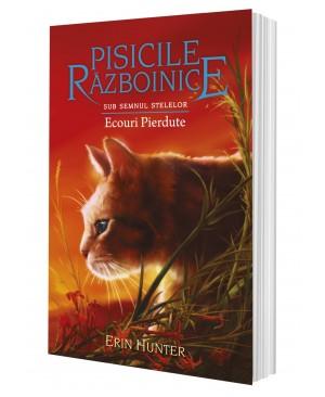 Cartea 20 Pisicile Războinice. Ecouri Pierdute