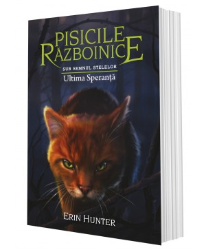 Cartea 24 Pisicile Războinice. Ultima Speranță