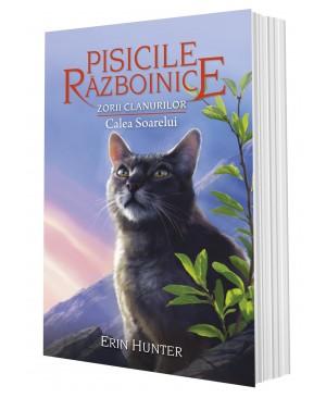 Cartea 25 Pisicile Războinice. Zorii clanurilor: Calea Soarelui