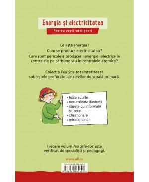PIXI ȘTIE-TOT. Energia și electricitatea
