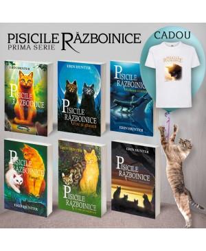 Pachet Pisicile Războinice - Seria I. Cărțile I-VI