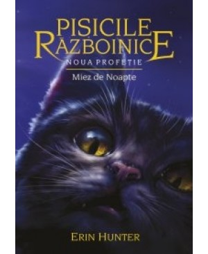 Cartea 7 Pisicile Războinice. Miez de noapte