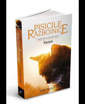 Cartea 18 Pisicile Războinice. Răsărit