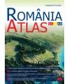 Romania. Atlas scolar