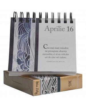 """Calendarul """"365 de zile: Înțelepciune chineză"""""""