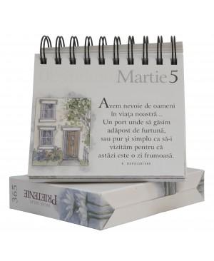 """Calendarul """"365 de zile: Prietenie"""""""