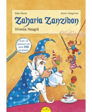 Zaharia Zanzibon. Vinerea neagră (vol. I)