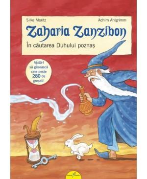 Zaharia Zanzibon în căutarea duhului poznaș (vol. II)