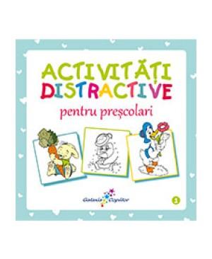 Activități distractive pentru preșcolari