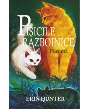 Cartea 4 Pisicile Războinice. Furtuna