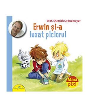 MAXI PIXI. Erwin și-a luxat piciorul
