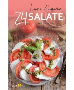 24 de retete delicioase și ușor de preparat. Salate