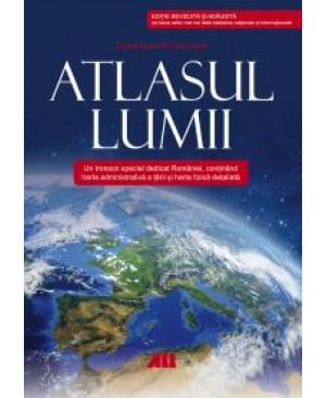 Atlasul lumii (Ediție cartonată)