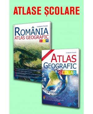 Pachet Atlase școlare