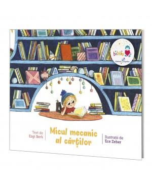 Micul mecanic al cărților