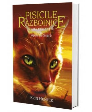 Cartea 12 Pisicile Războinice. Apus de Soare