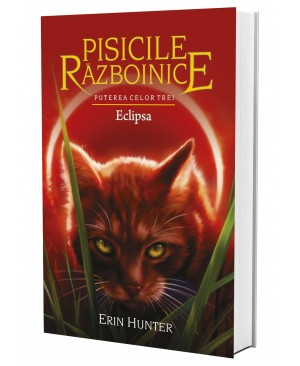 Cartea 16 Pisicile Războinice. Eclipsa
