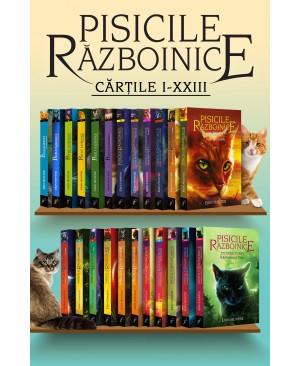 Pachet Pisicile Războinice. Cărțile I – XXIII