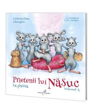 Prietenii lui Năsuc. Vol. 4: La piscină