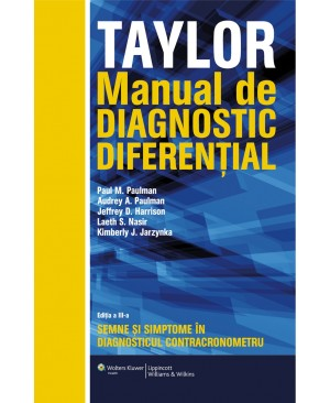 Taylor – Manual de diagnostic diferențial